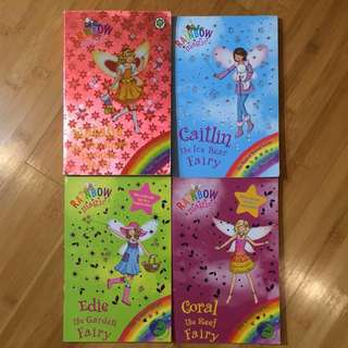 $12 for all Children Rainbow Magic Books