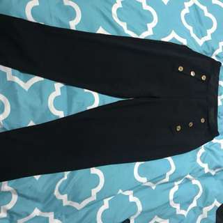 High waisted pants size 8