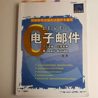 O Level Chinese Email Guide