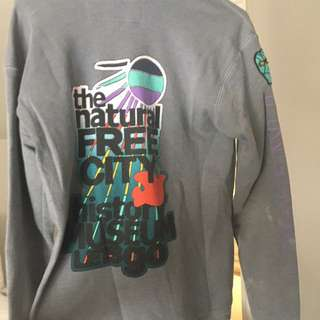 Free City Hoodie - Size 3