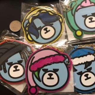 Krunk x Bigbang 2017 Xmas 限量商品