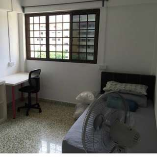 1 Common rm for rent in AMK, furnished and comes with internet and aircon