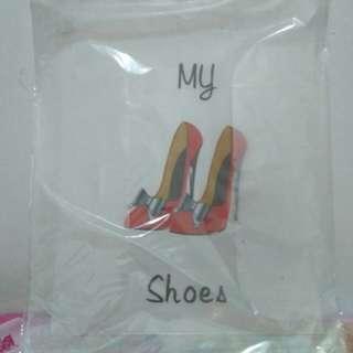 Shoes box transparant / kotak sepatu