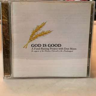 CD 326 Don Moen - A Fund Raising Project with Don Moen