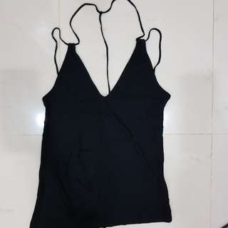 ASOS Loose Cami with Strap Back