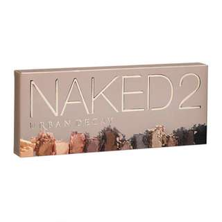 BRAND NEW NAKED 2 PALETTE