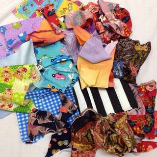 fabric scrap