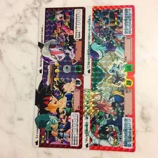 Dragonball Card