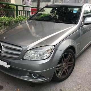 Mercedes C200 W204