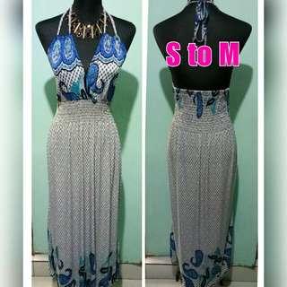 dress maxi style