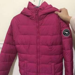 A&f童裝外套