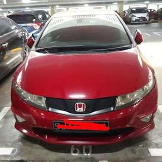 Honda Civic Type-R FN2R