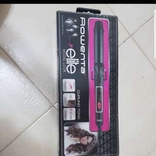 Hair curling tong