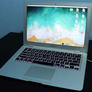Macbook Air Mid 13 Mid-09