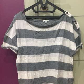 Forever 21 stripes top