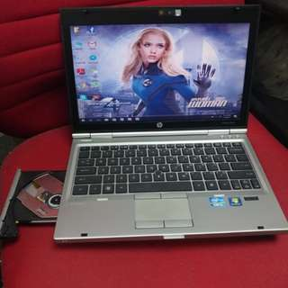 Hp i5 second generation DVD internal camera all apps ready good for study