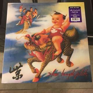 Stone Temple Pilots - Purple. Vinyl Lp. New