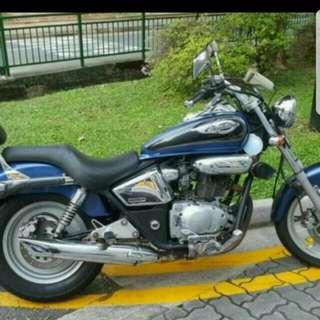 Honda Phantom TA200 (URGENT SALES)