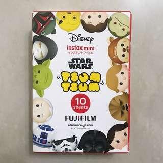 即影即有相紙 - Star Wars  tsumtsum