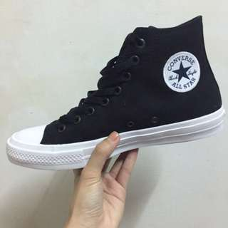 🚚 Converse Chuck Taylor All Star II 全新 US8.5 27CM
