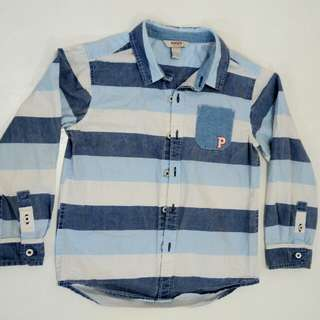 Boys Shirt PONEY Collection UK 4-5yrs