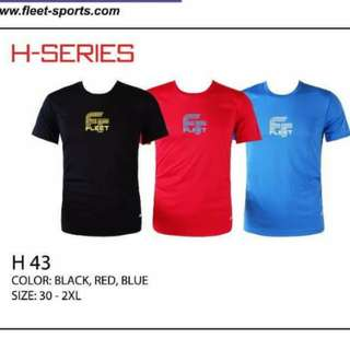 Basic Fleet Sports Shirt