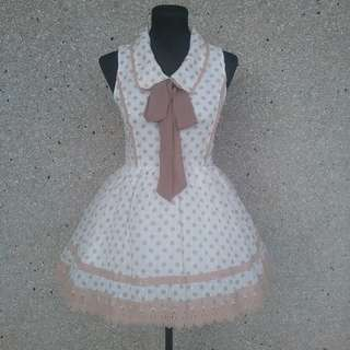 Liz Lisa Polka Dot Dress