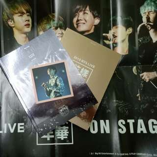2015 BTS LIVE ON STAGE DVD