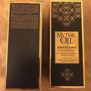 ⚡️⚡️全新 Loreal Professional Mythic Oil 精華油