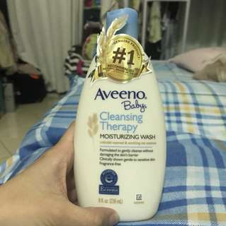 Aveeno Baby Cleansing Therapy