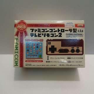 (今天超特價 )Nintendo電視摇控器 (仿任天堂紅白機控制器)