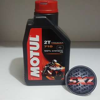 Motul 2T 710 (Free Delivery For 3 Bottles)