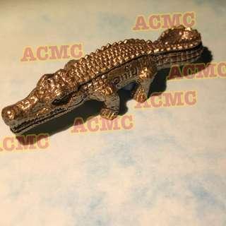 AC Uthai / Aj Uthai / Ajarn Uthai Crocodile amulet
