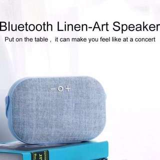100%全新!JOYROOM Linen-Art Speaker 手袋型便攜式藍牙喇叭 音箱 wireless speaker iPhone lg Samsung iPad apple outdoor 小米 華為 聖誕禮物 情人節禮物