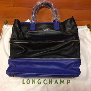 Longchamp handbag 100% real and new leather
