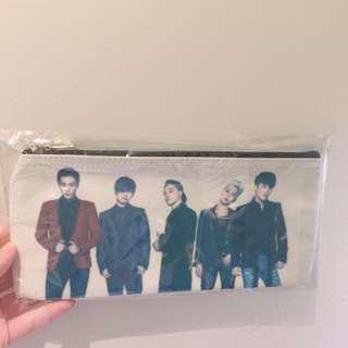 BIGBANG GD TOP 太陽 大聲 勝利 文具 筆袋 鉛筆盒 鑰匙圈