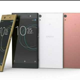 Sony xperia xa1黑色black(G3125)空機全新保固 X'mas Discount prices,all new(Original) phone call.索尼智慧手機32G