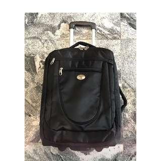 Glenfiddich Black Trolley Travel Bag