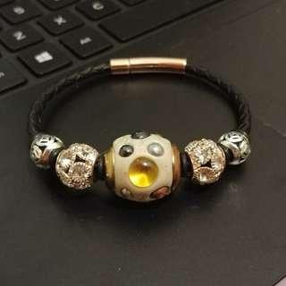 Lp Yai/samporn leklai takrut bracelet