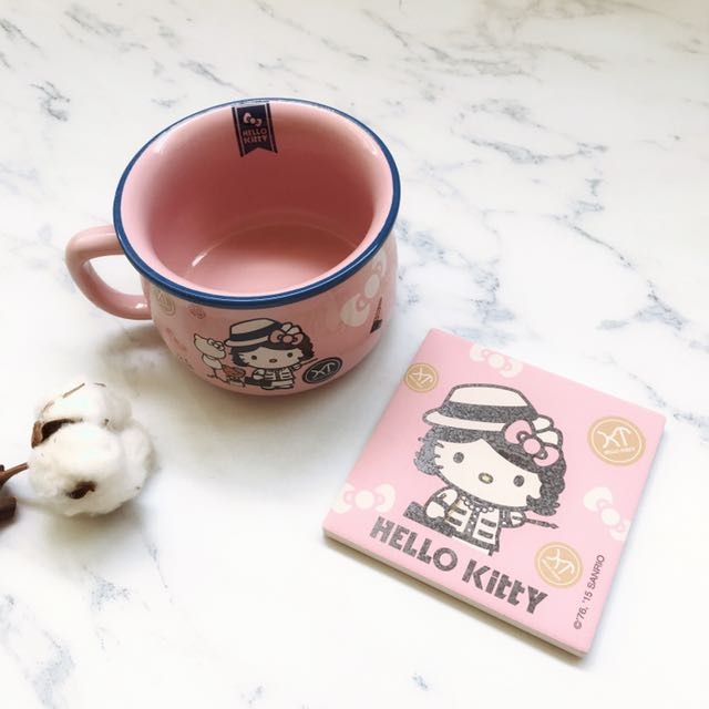 7-11 Hello Kitty杯碗組
