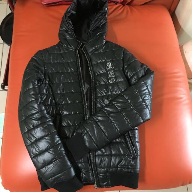 鬼洗保暖外套