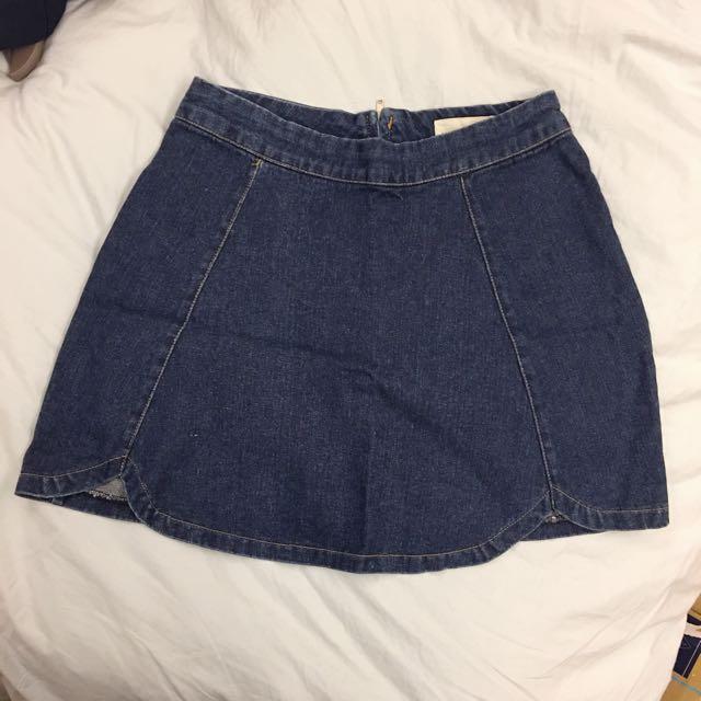 二手 造型小短裙