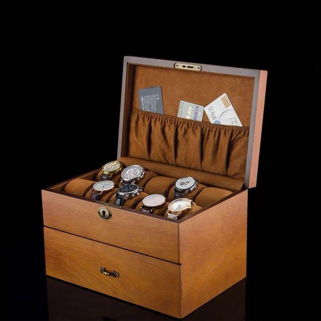 純手工 木頭錶盒 (20入)