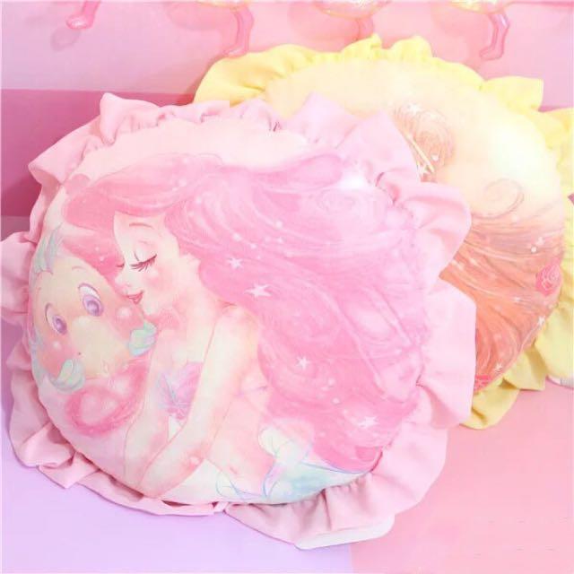 現貨 小美人魚抱枕 #我的家飾可超取