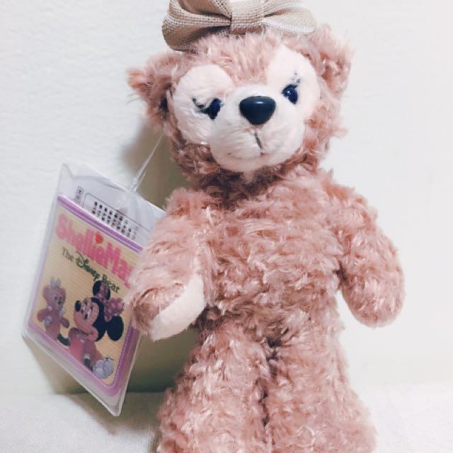 達菲 雪莉玫 吊飾娃娃