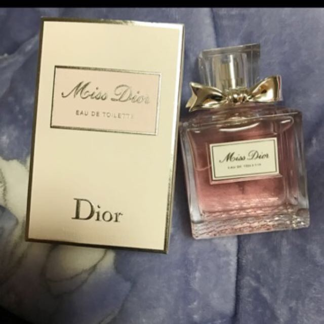 #我有香水要賣 Miss Dior香水
