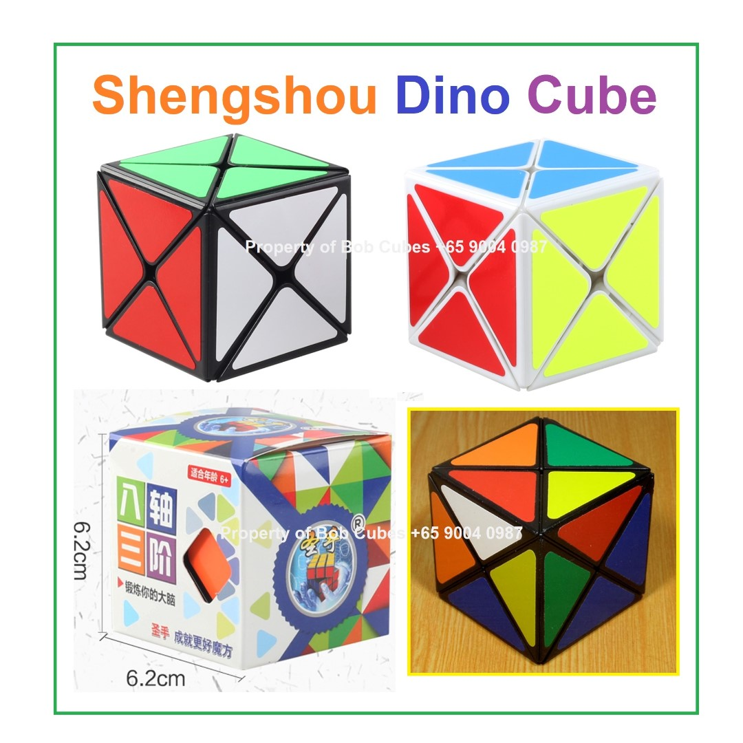 + Shengshou Dino Cube for sale in Singapore