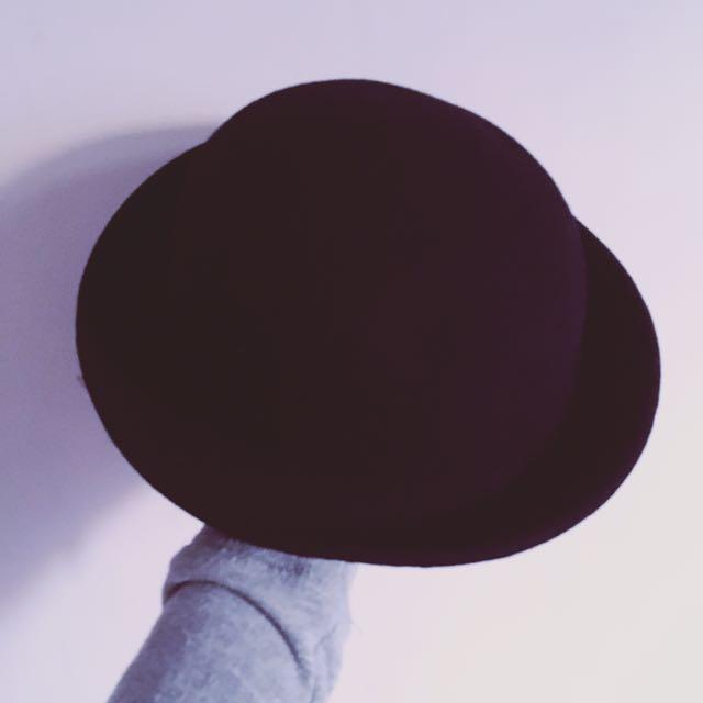 古著 vintage 小圓帽