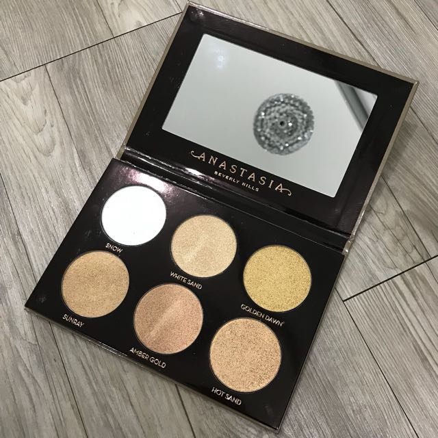 ABH Glow Kit Ultimate Glow Highlighter Kit Palette