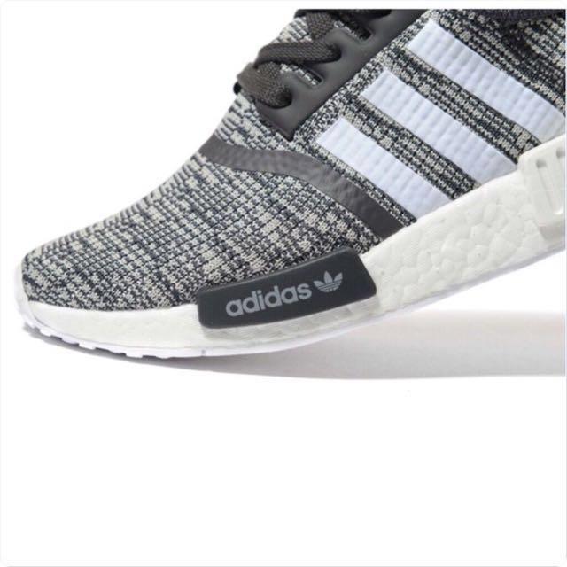 7d003fdb5 Adidas NMD R1 women s midnight grey white mid grey